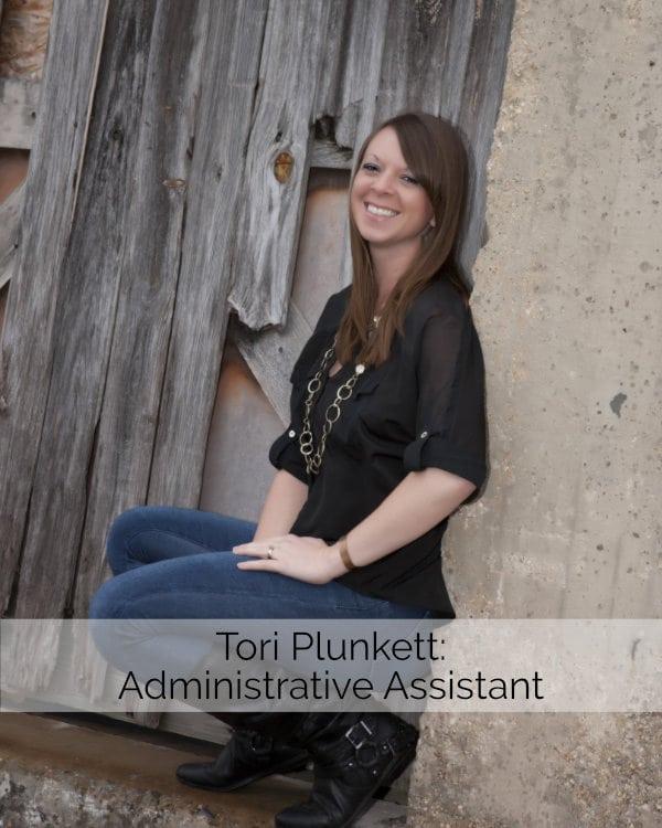 Tori Plunkett